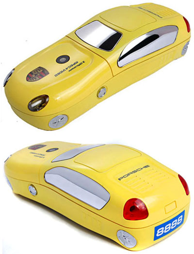 Ferrari NOKA100 — убойный китайский телефон