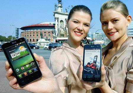 У LG Optimus 2X имеется ряд серьезных проблем