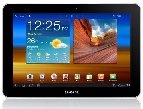 Samsung Galaxy Tab 10.1 запрещен в США. Пока предварительно