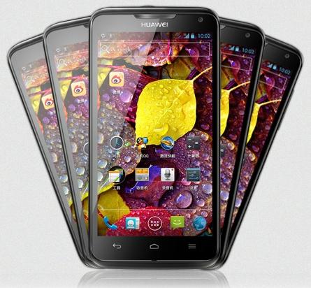 Huawei Ascend D Quad и D Quad XL появятся на рынке в конце августа