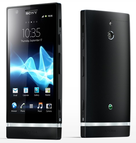 Sony Xperia P получит Android 4.0