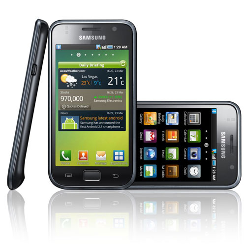Samsung GalaxyS I9000 - новый андроид-смартфон
