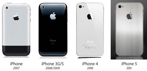 iPhone 5 появится в Великобритании 21 ноября