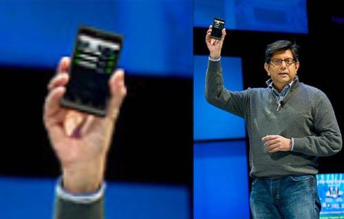 Первые смартфоны Intel появятся в начале 2012 года