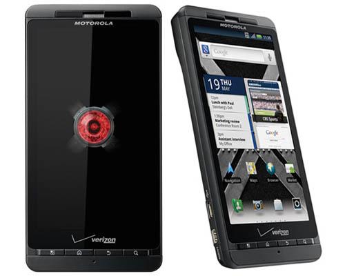Состоялся официальный анонс смартфона Motorola Droid X2