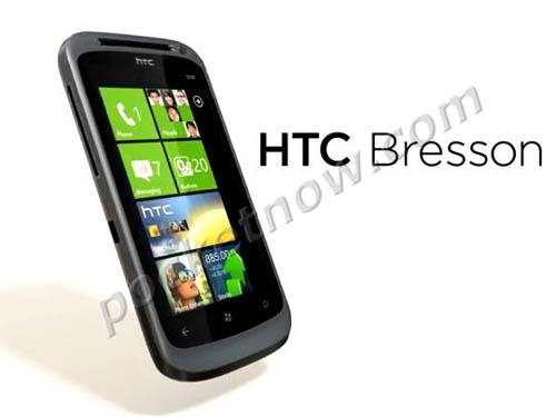 HTC готовит 16-мегапиксельный WP7-камерафон HTC Bresson