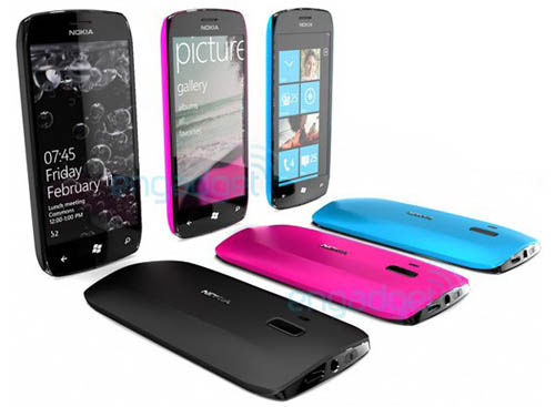 В первых WP7-смартфонах от нокиа будут стоять процессоры ST-Ericsson U8500