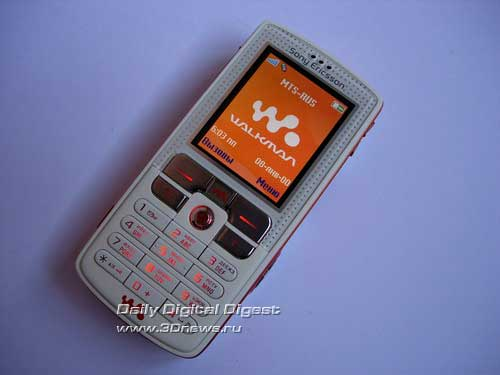 Sony Ericsson W800i