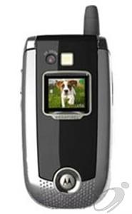 Motorola v620, вид спереди