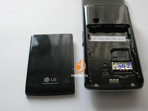 LG KG280