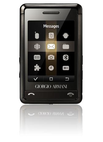 Samsung P520 Armani