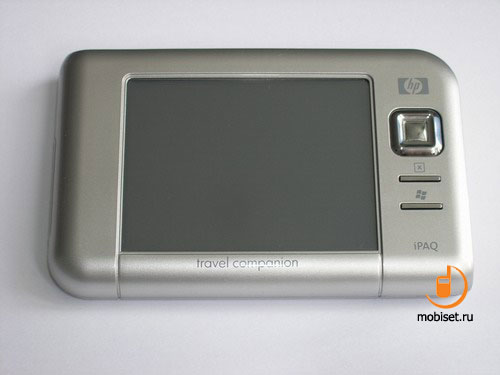 iPaq rx5730 Travel Companion