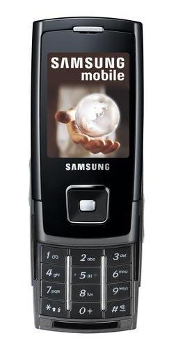 Samsung E900 Phantom
