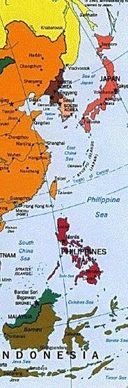 Большая азиатская энциклопедия. Часть 2. Мобильные острова