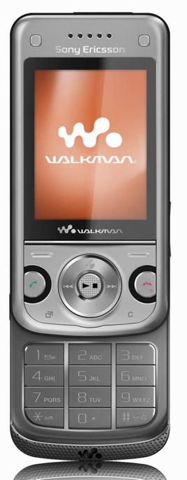 Sony Ericsson W760i Walkman