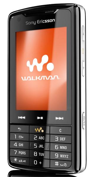 Sony Ericsson W960i Walkman