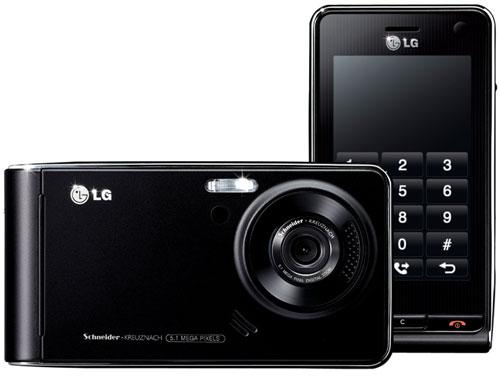 LG KE990 Viewty