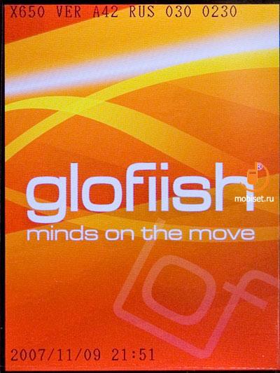 E-Ten Glofish X650