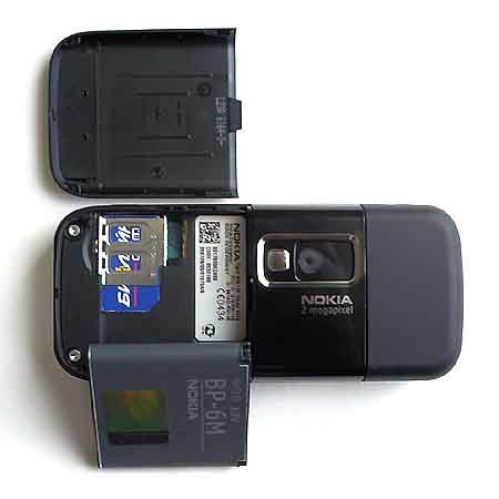 Nokia 6233 (rm-145).