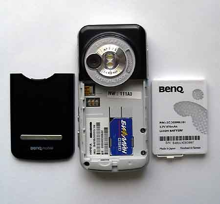 BenQ-Siemens S88