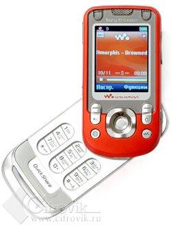 Sony Ericsson W550i