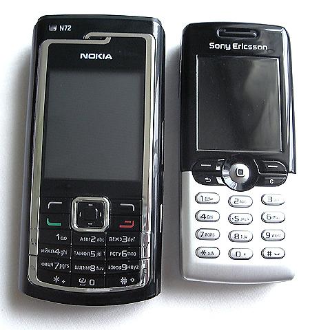 Nokia N72