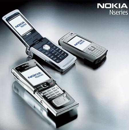 Смартфоны Nseries
