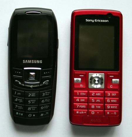 Samsung SGH-X630