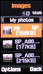 Samsung SGH-X830