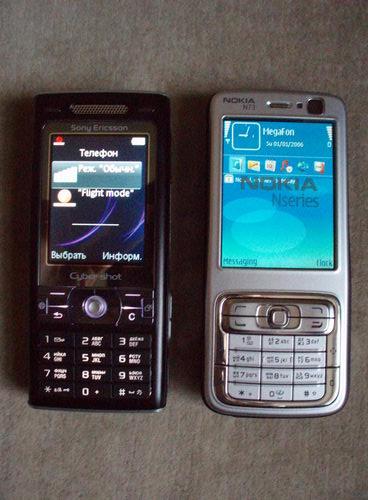 Обзор Nokia N73 - фотоаппарат и смартфон в одном устройстве - тест Nokia N73, обзор Nokia N73, Nokia N73 тест...