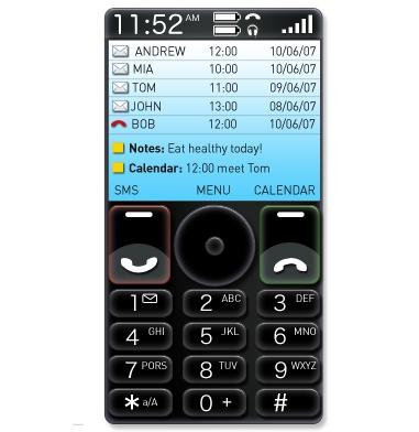 идеальный мобильный телефон